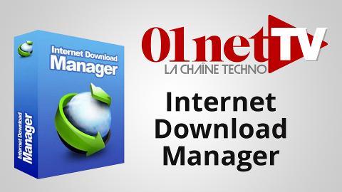 internet download manager 6.12 01net