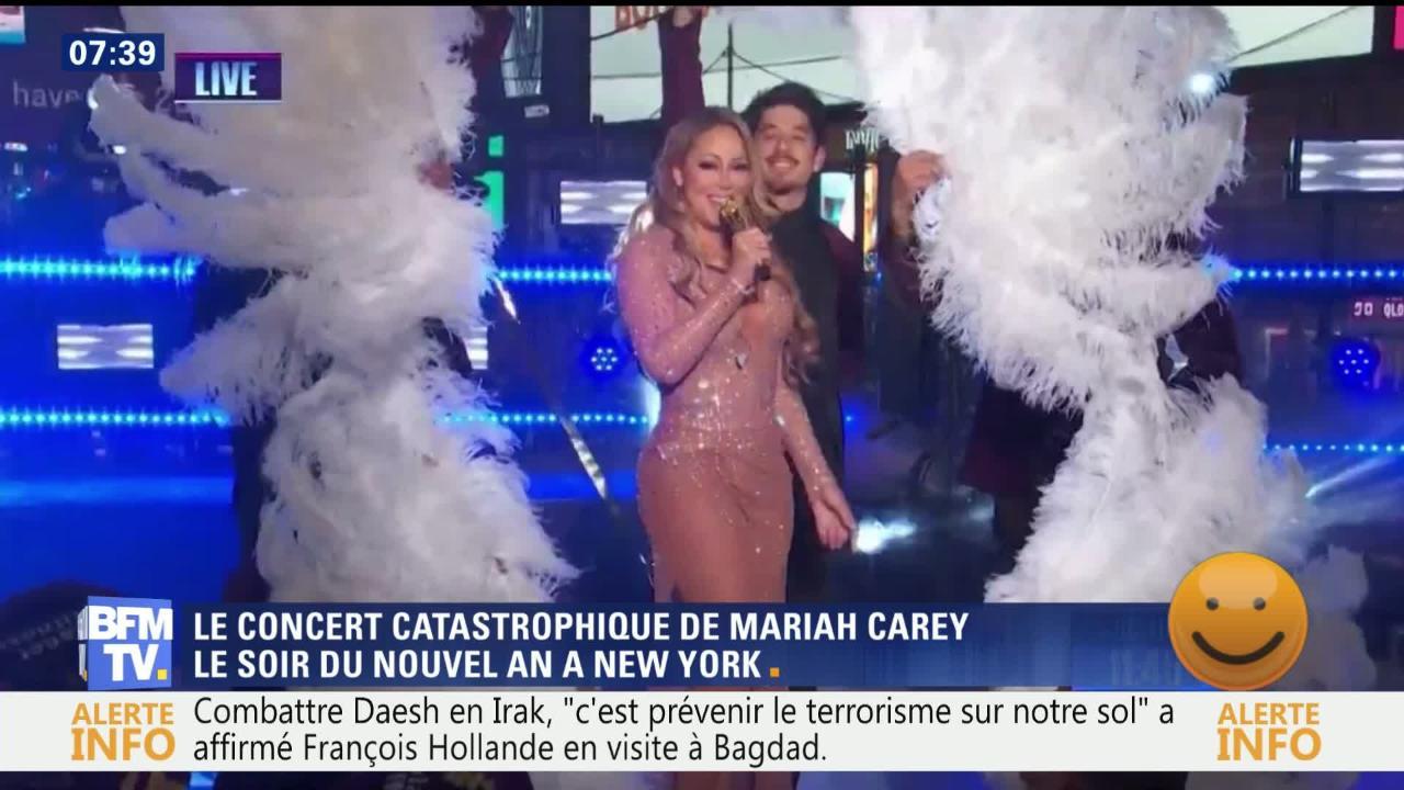 Le Catastrophique À York De Carey Concert Mariah New O8n0Pwk