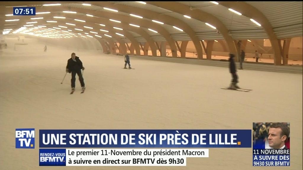 une station de ski prs de lille