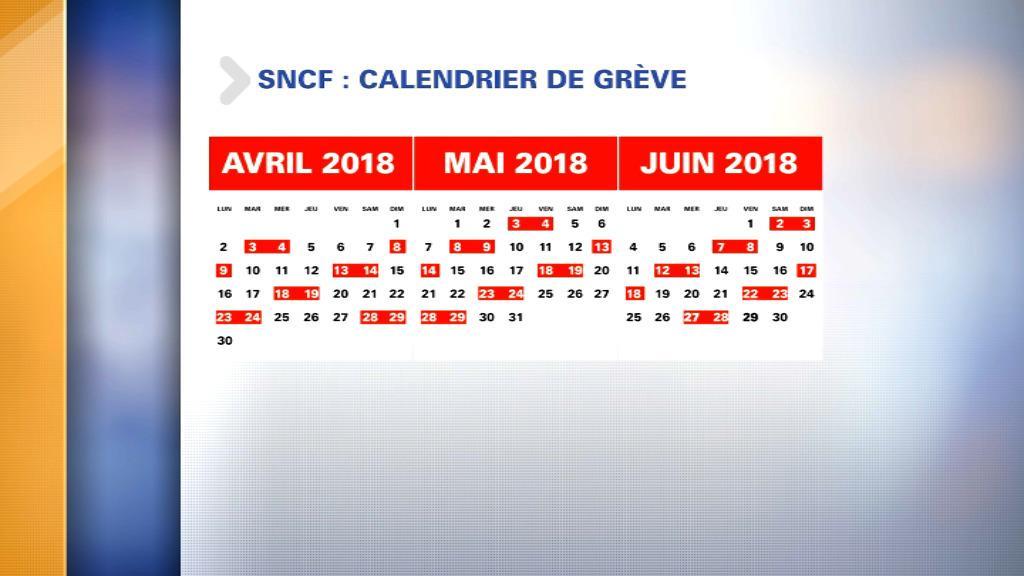 Greves Sncf Calendrier 2020.Sncf Quand Y Aura T Il Greve Serais Je Rembourse Les Reponses A Vos Questions