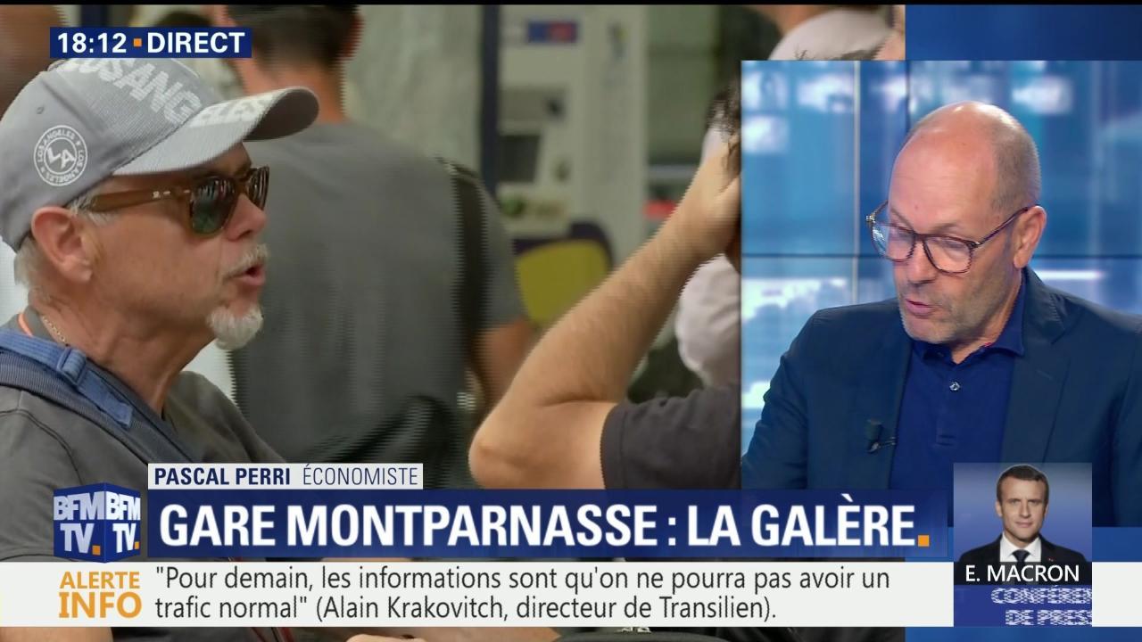 Gare Montparnasse A L Arret La Galere 1 2