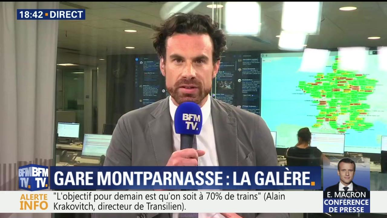 Gare Montparnasse A L Arret La Galere 2 2