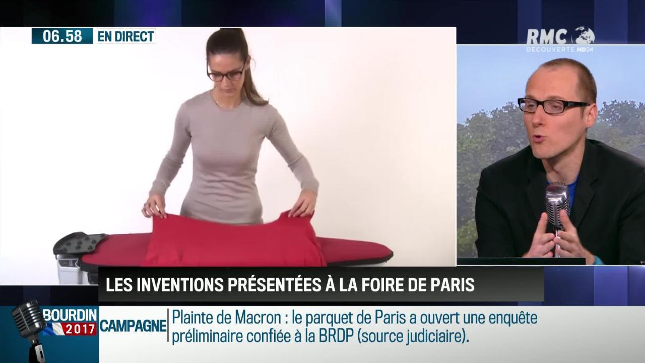 La Chronique D Anthony Morel Les Inventions Presentees A La